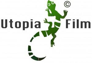 Utopia logo m farve