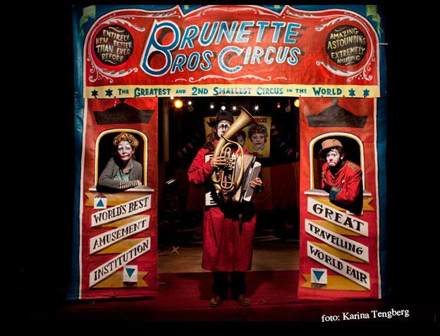 Verdens bedste og næst mindste cirkus