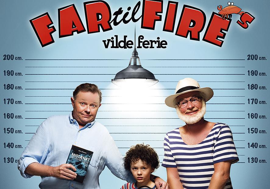 FarTilFires_VildeFerie_TeaserPoster