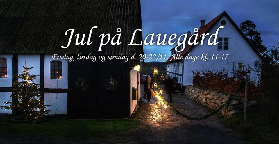 jul på lauegård
